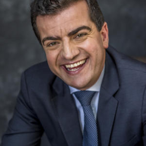 Portrait of Sam Dastyari