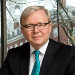 Portrait of Kevin Rudd