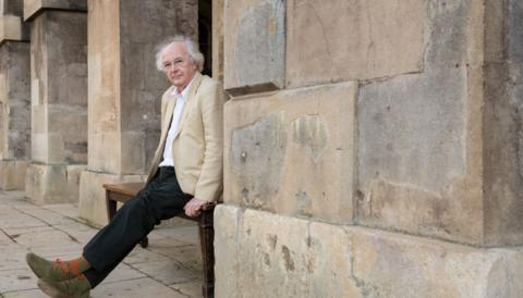 Promo image for The Book of Dust: Philip Pullman in Conversation