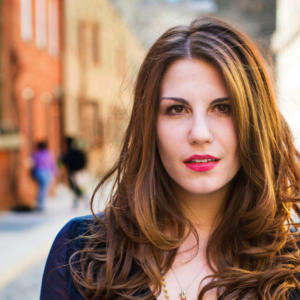 Portrait of Lauren Duca