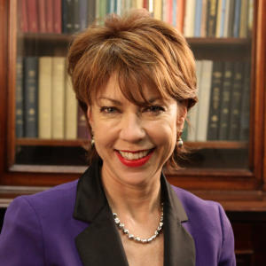 Portrait of Kathy Lette