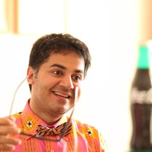 Portrait of Parmesh Shahani