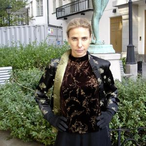 Portrait of Lionel Shriver