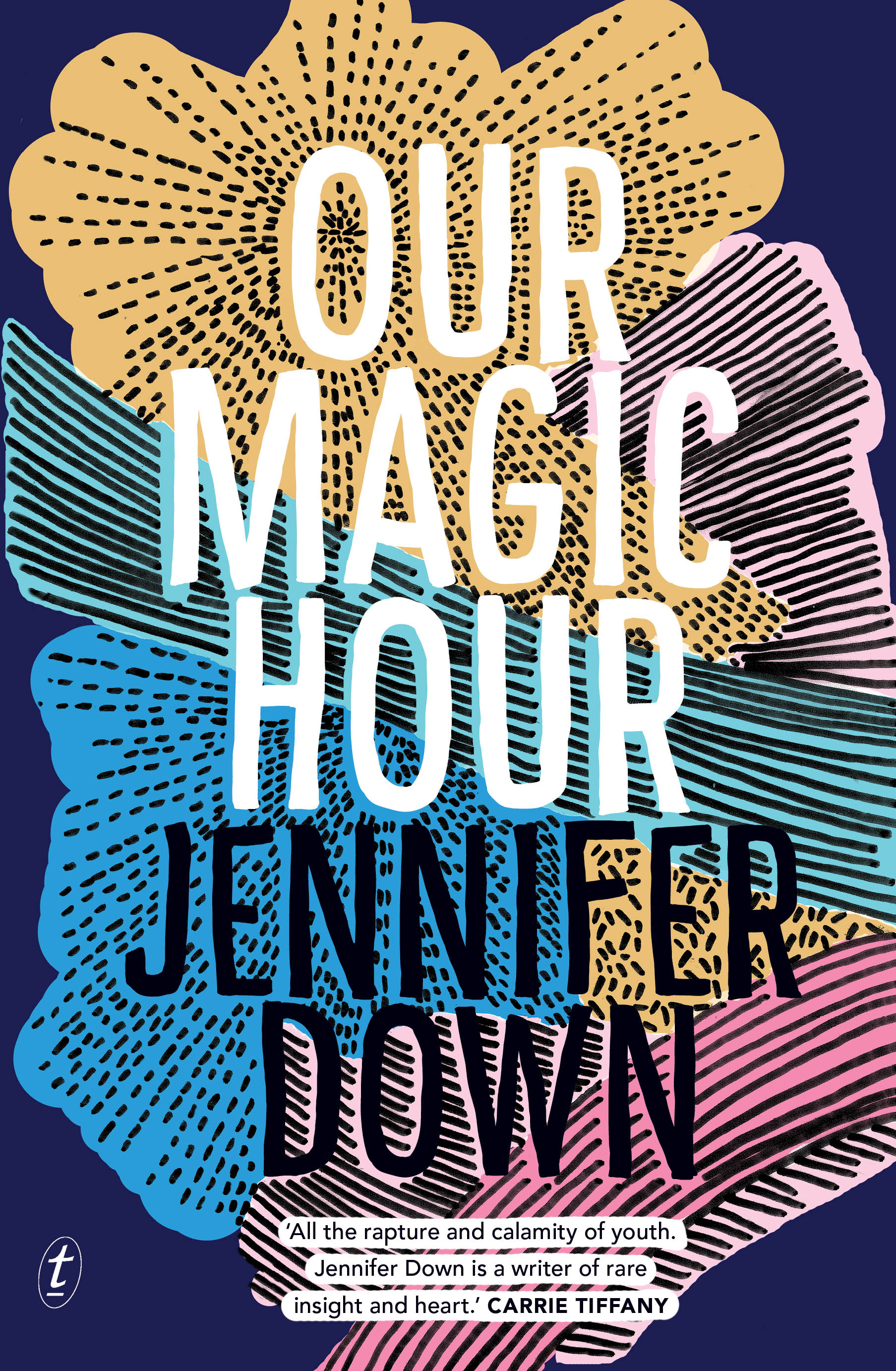 Book cover: Our Magic Hour