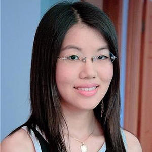 Portrait of Queenie Chan