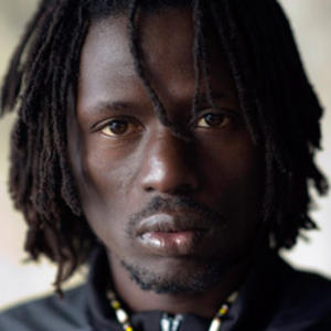 Portrait of Emmanuel Jal