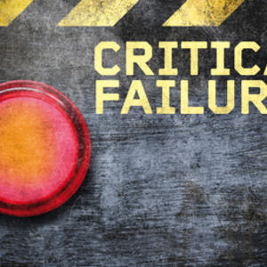 Cover image for Critical Failure