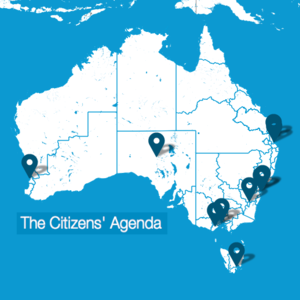 Promo image for The Citizens' Agenda
