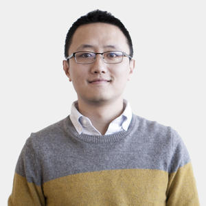 Portrait of Rick Chen