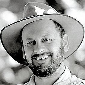 Image: Tim Flannery, curator
