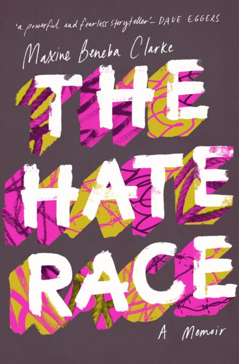Cover image for The Hate Race