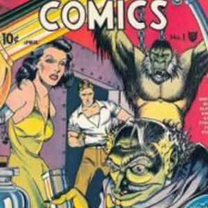 Promo image for Digital Comics Museum Live