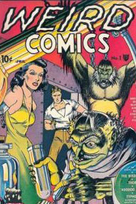 Just one of the titles held at the Digital Comics Museum