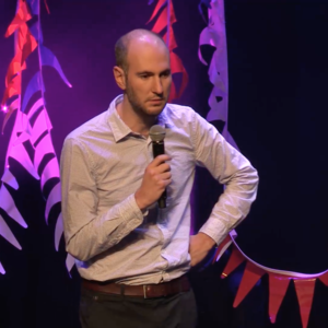 Promo image for Election Special: Stand-Up … and Be Counted – Mathew Kenneally
