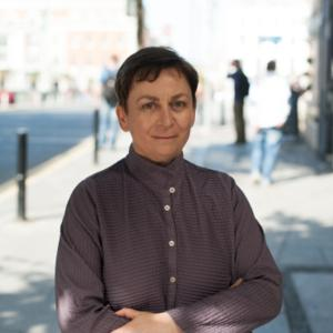 Portrait of Anne Enright