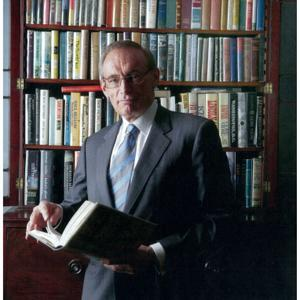 Portrait of Bob Carr