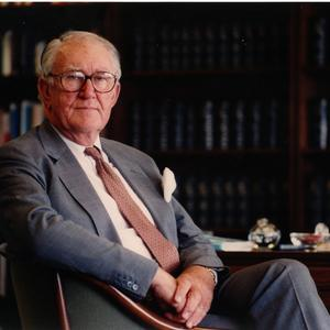 Portrait of Malcolm Fraser