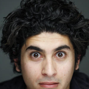 Portrait of Osamah Sami