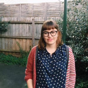 Portrait of Sian Campbell