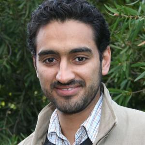 Portrait of Waleed Aly