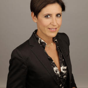 Portrait of Emma Alberici