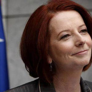 Promo image for Purpose, She Wrote: Julia Gillard on Labor's Future