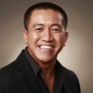 Portrait of Anh Do