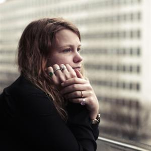 Portrait of Kate Tempest