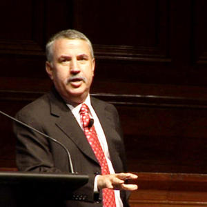 Cover image for of Thomas Friedman