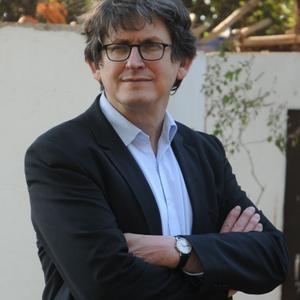 Portrait of Alan Rusbridger