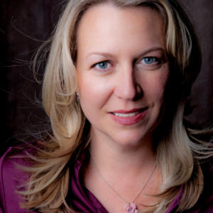 Portrait of Cheryl Strayed