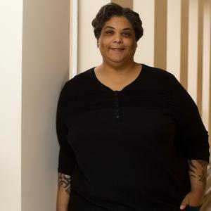 Portrait of Roxane Gay