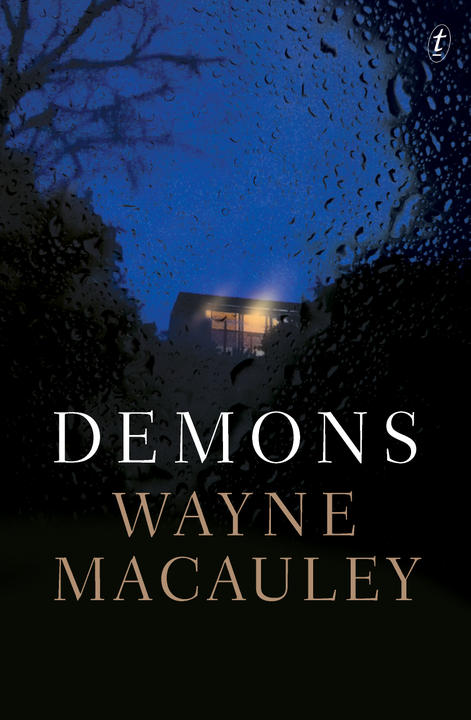 Cover image for Demons