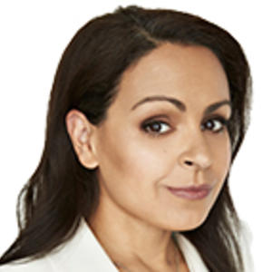 Portrait of Rita Panahi