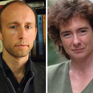 Promo image for Chad Harbach and Jeanette Winterson