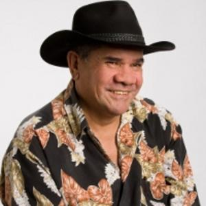 Portrait of Mick Dodson
