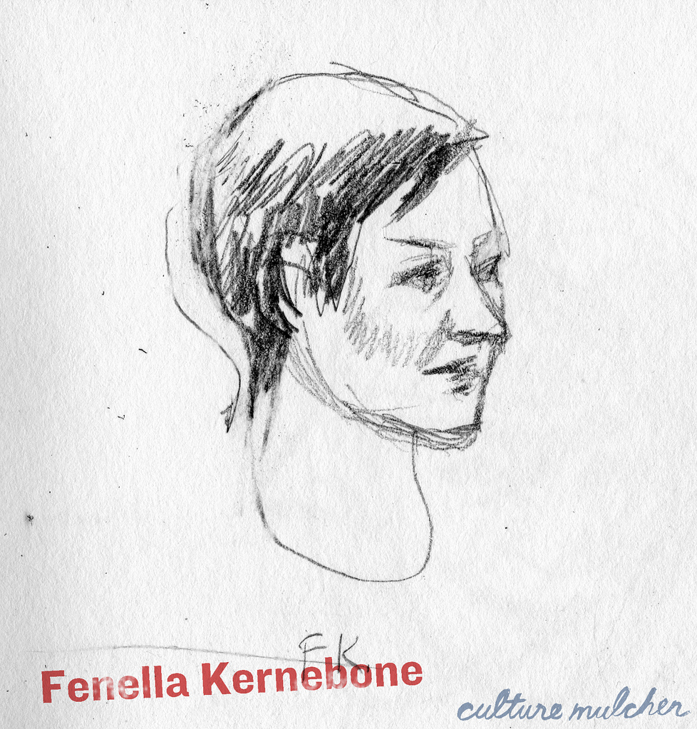 Fenella Kernebone offered her view on Critical Failure: Film