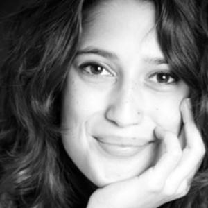Portrait of Fatima Bhutto