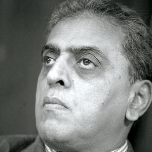 Portrait of Prasad Menon