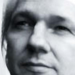 Promo image for Griffith Review Lecture - Rebel, Public Nuisance and Dreamer: Julian Assange Standing Alone