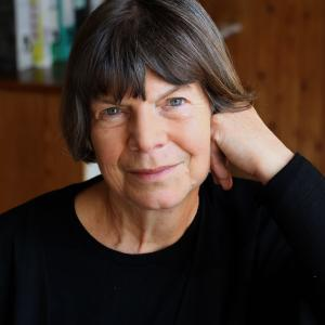 Portrait of Margaret Drabble