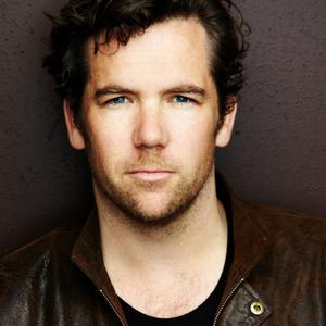 Portrait of Patrick Brammall