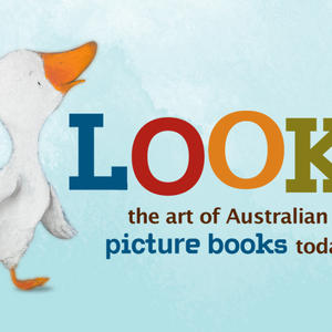 Promo image for Look! A New Exhibition on Illustrated Books
