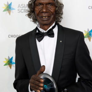 Portrait of David Gulpilil