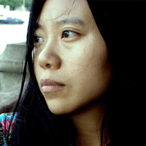 Portrait of Xiaolu Guo