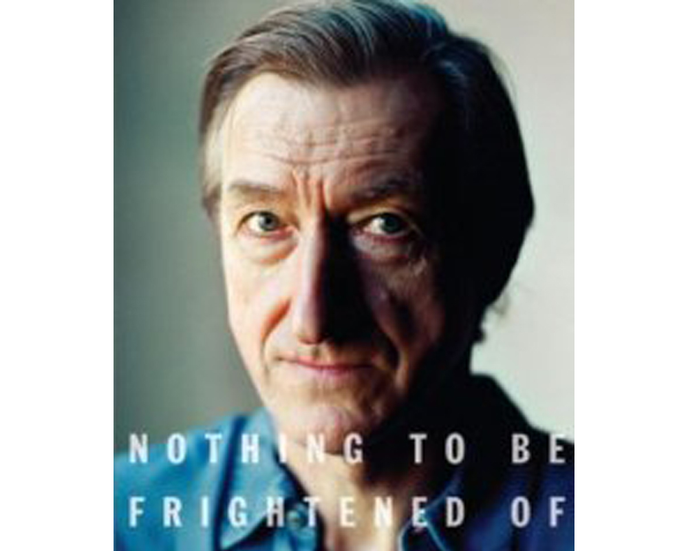 US Edition of Barnes' Nothing to be Frightened of
