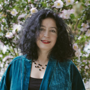 Portrait of Elena Kats-Chernin
