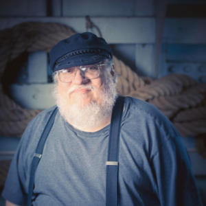 Game of Thrones author George R. R. Martin.