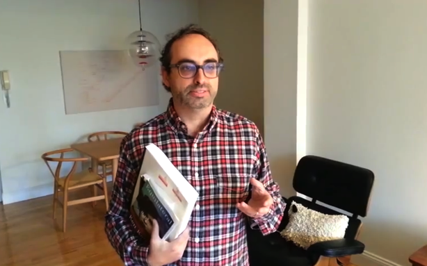 Gary Shteyngart: 'No hyperbole can be hyperbolic enough.'