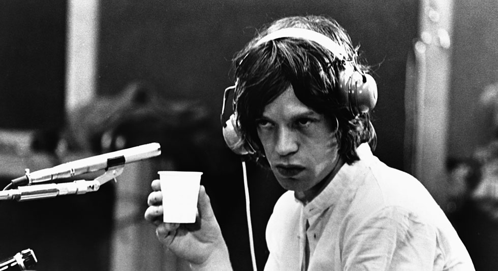 "From *Lola Bensky*: 'Here she was chatting to Mick Jagger about cabbage in the Lodz ghetto. ""I've never met anyone whose parents survived Auschwitz,"" Mick Jagger said.'"